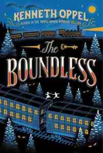 THE BOUNDLESS UK COVER KEN OPPEL